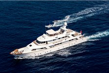 Climb aboard 132' motor yacht & escape from the busy day to day life!
