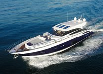High Performance and Sophisticated Elegance 72' Princess V72 Express