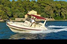 Eagle 7,4 rib for rent in Lefkada