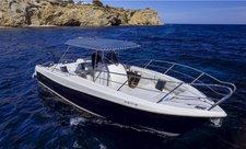Charter a Quer 36 Mediterranea in Ibiza, Spain