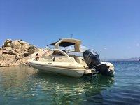 Have fun in sun  in Ibiza, Spain aboard Solemar Zeus 26