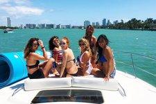 thumbnail-8 Sea Ray 45.0 feet, boat for rent in Miami, FL