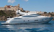 Charter a  Sunseeker Predator 92 in Ibiza