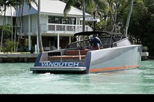 Luxury VanDutch 40' -  Captain and Gas included