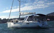 Enjoy sailing in California aboard 45' Beneteau Oceanis