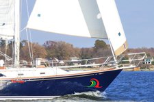 Sailboat Rent 43' on  Chesapeake Bay / Annapolis MD