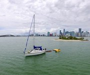 thumbnail-7 Canadian Sailcraft 30.0 feet, boat for rent in Key Biscayne, FL