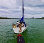 thumbnail-4 Canadian Sailcraft 30.0 feet, boat for rent in Key Biscayne, FL