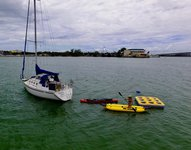 thumbnail-35 Canadian Sailcraft 30.0 feet, boat for rent in Key Biscayne, FL
