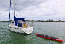 thumbnail-34 Canadian Sailcraft 30.0 feet, boat for rent in Key Biscayne, FL