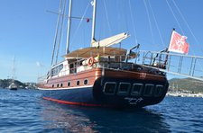 Sail the Adriatic aboard a Gorgeous 128' gulet
