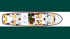 thumbnail-21 Custom 128.0 feet, boat for rent in , ME