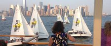 Hop on a sailboat for a breezy afternoon