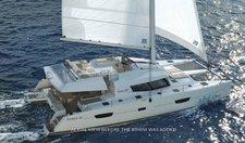Charter an amazing 58' cruising catamaran on British Virgin Islands