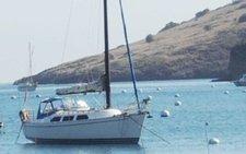 Have fun in sun aboard Freedom 32-2 in California