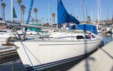 Climb aboard Freedom 32-2 to enjoy sunshine in California