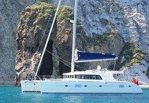 Explore the British Virgin Islands aboard 51' cruising catamaran