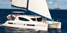 Charter an awesome cruising catamaran to make vacation memorable