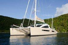 Cruise in style aboard 62' cruising catamaran