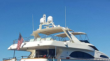 Azimut boat for rent in Newport Beach