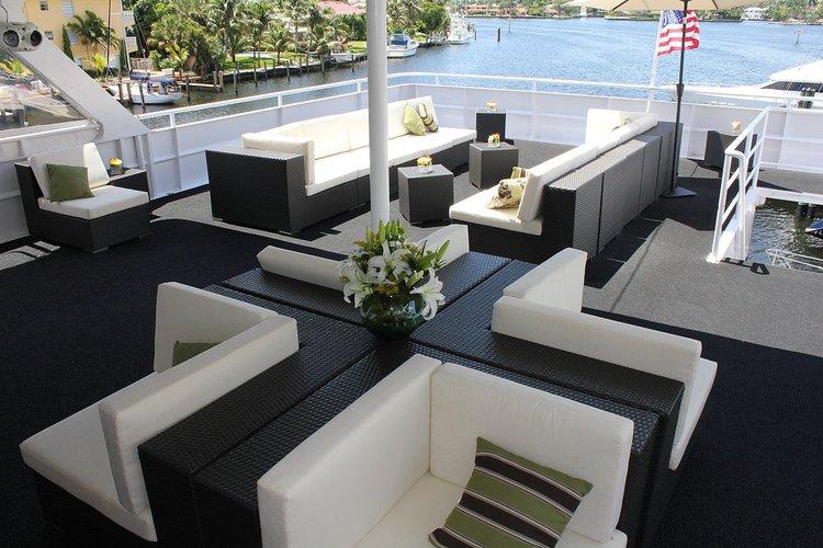 Boat for rent Custom 130.0 feet in Hyatt Regency Pier 66, FL