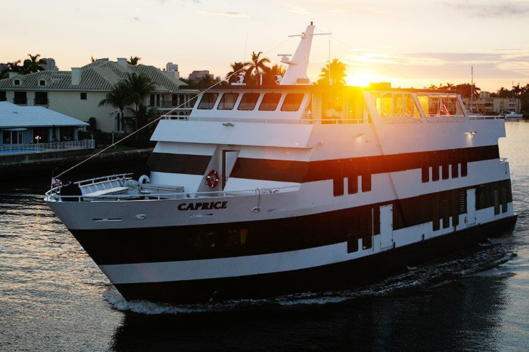 Caprice - South Florida Party Boat for Over 300 Guests