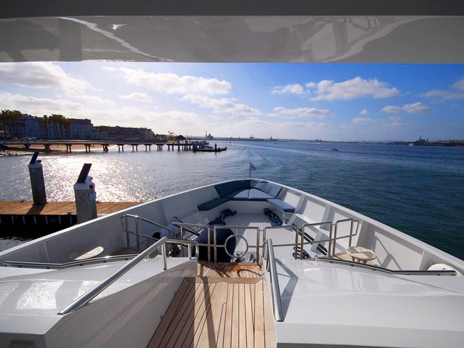 Expedition's 143.0 feet in Newport Beach