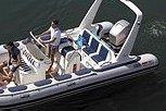 Flybridge boat for rent in Lisboa