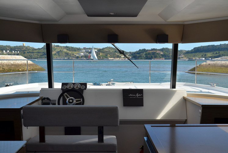 Catamaran boat rental in Lisboa,