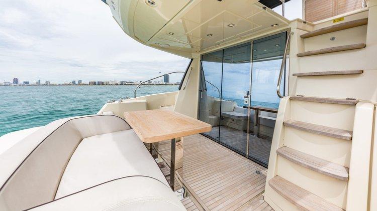 Boat for rent Monte Carlo 50.0 feet in MBM - Miami Beach Marina,