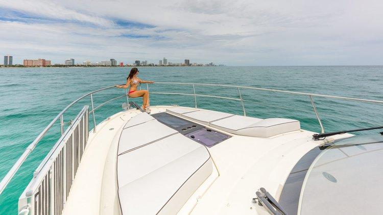 Monte Carlo's 50.0 feet in Miami Beach