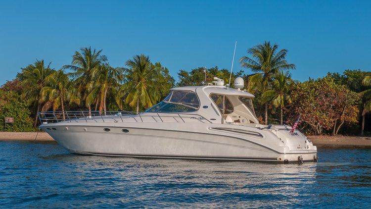Yatch Prty Rental - 55 Sea Ray