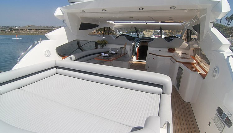 Boat for rent Sunseeker 68.0 feet in Newport Beach, CA