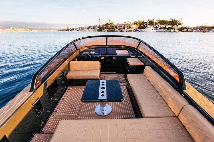Boat for rent VanDutch 40.0 feet in Newport Beach, CA