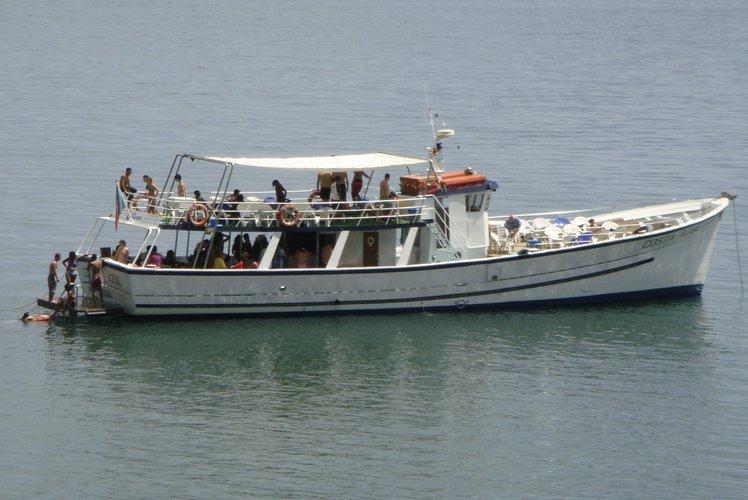 Viana Ship's 80.0 feet in Lisboa