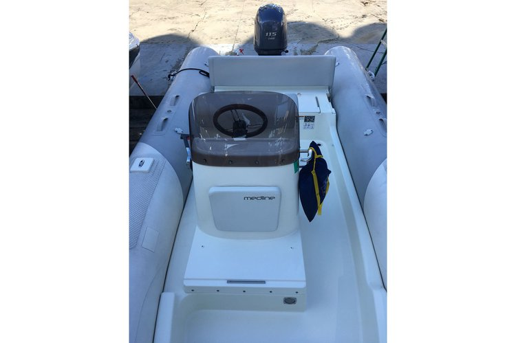 Boat for rent Zodiak 19.0 feet in Rickenbacker Marina, FL