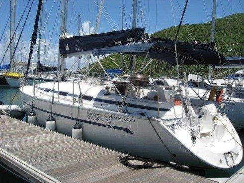 Boat for rent Bavaria 36.0 feet in St. Vincent, St. Vincent & Grenadines