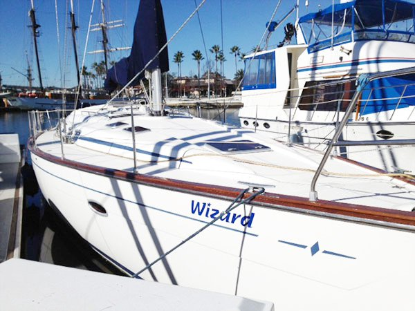 Have fun in California aboard Bavaria 46
