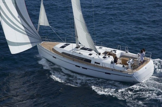 Experience the British Virgin Islands aboard this superb Bavaria