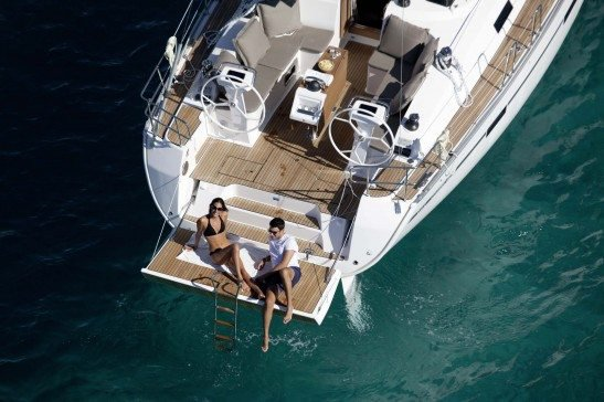 Bavaria boat for rent in Nanny Cay