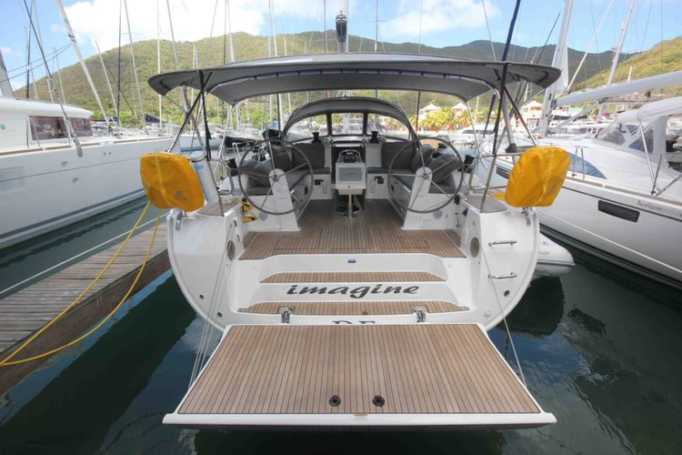 Boat for rent Bavaria 51.0 feet in Nanny Cay, British Virgin Islands