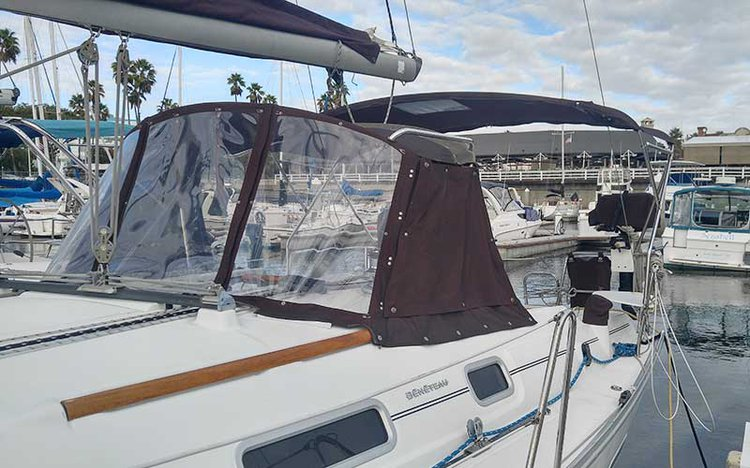 Boat for rent Beneteau 34.0 feet in Long Beach, CA
