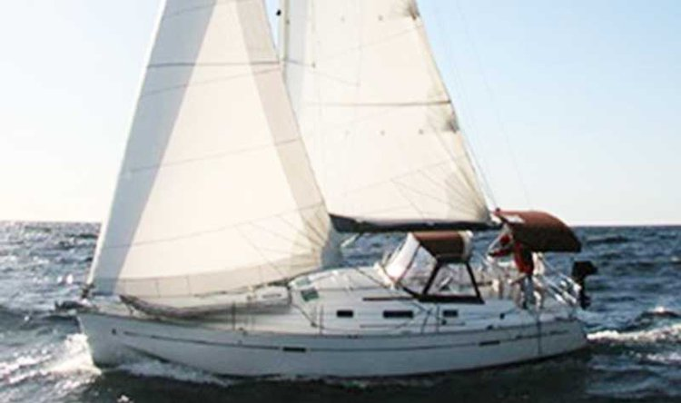Indulge in luxury & comfort in California aboard Beneteau 343