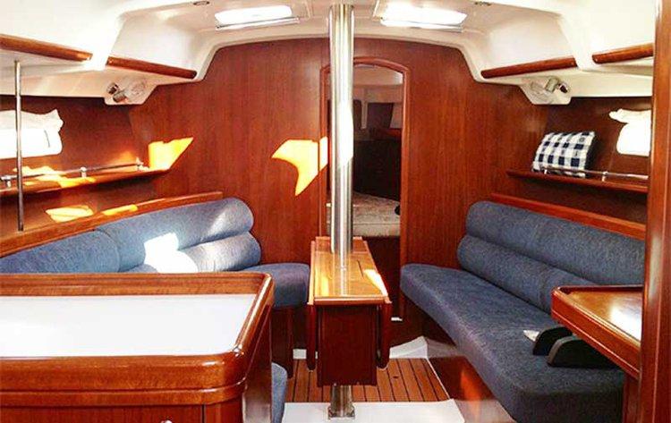 Beneteau boat for rent in Long Beach