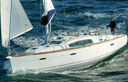 This 39.0' Beneteau cand take up to 6 passengers around St. Vincent