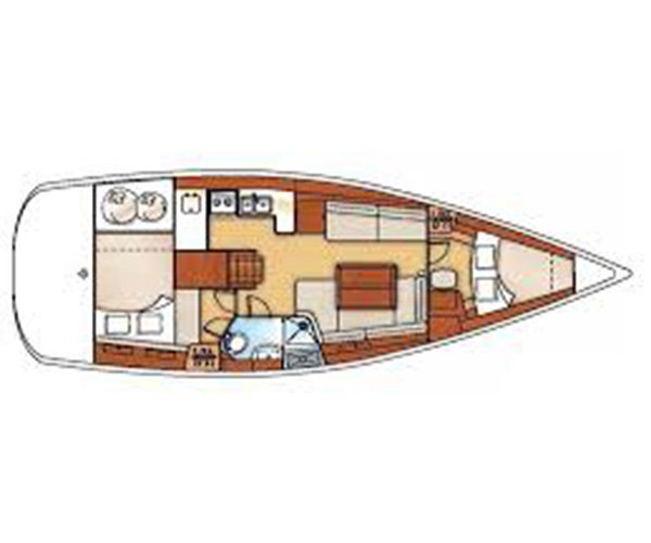 Make Your Upcoming Vacation Memorable Aboard 40 Beneteau