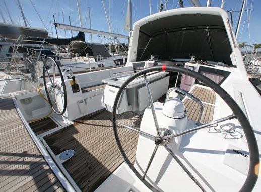 Beneteau's 41.0 feet in Marina Del Rey