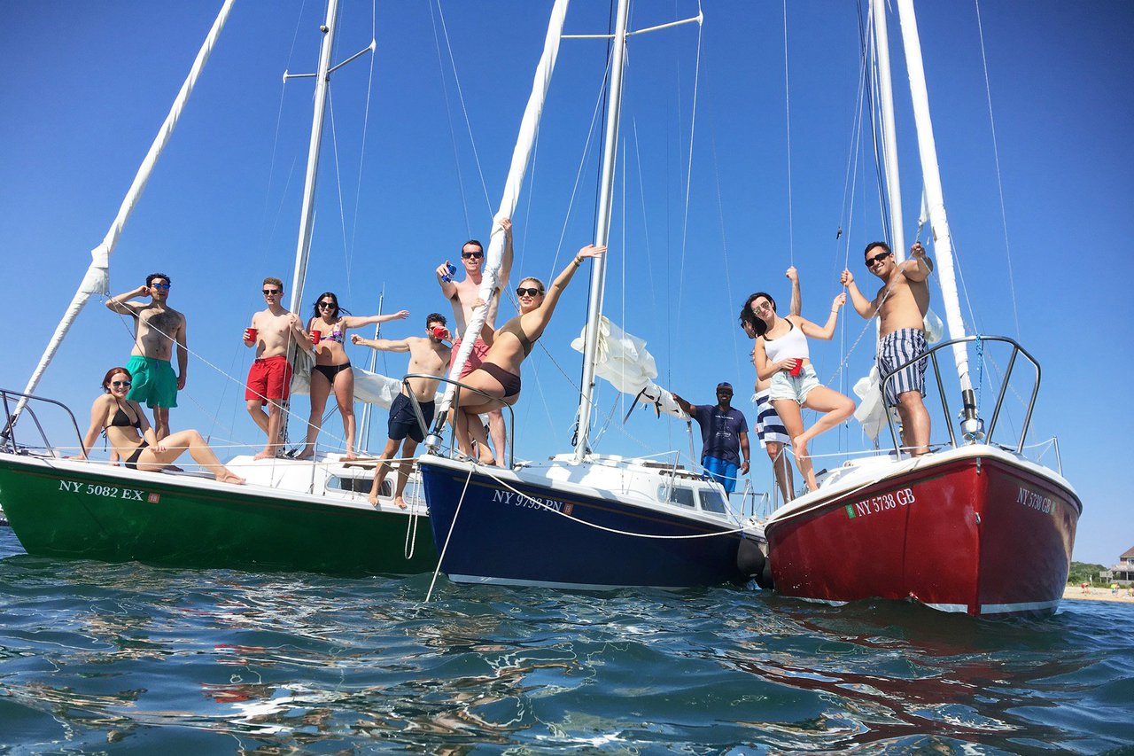 Experience Sail Montauk aboard your own private sailboat