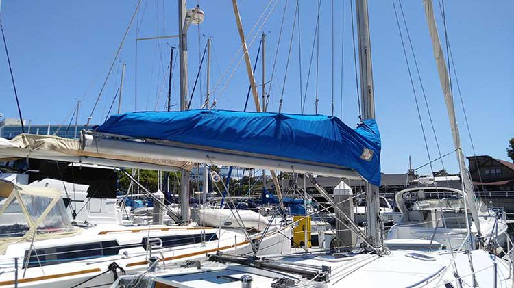 36.0 feet Catalina in great shape