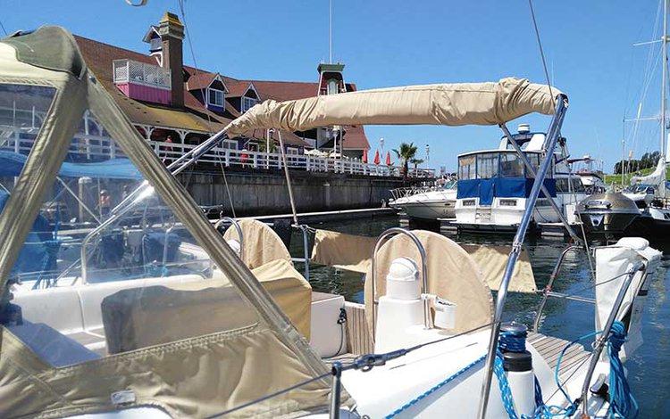 Dufour's 37.0 feet in Long Beach